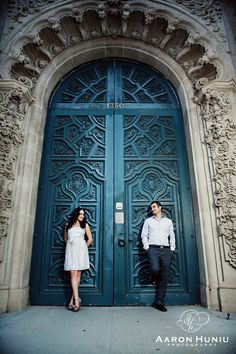 Oliva & Gerardo are getting married!!! Met up with them this week to shoot there engagement session in Seaport Village & Balboa Park here in Downtown San Diego.  Looking forward to my first international wedding when I'll be shooting their wedding at a private beachside estate just south of…