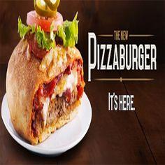 Pizzaburger!!!