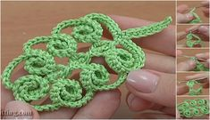 Here you can watch video tutorial where you can learn everything step by step and crochet 3D Leaf With spirals. Find some free time and let's get to work and enjoy. Video Tutorial for Simple Leaf With Spirals Related PostsHow To Crochet Leaf In RoundCrochet Sunflower – Video TutorialCrochet Leaf – VideoCrochet Mini Christmas TreeCrochet Lucky CloverCrochet Spring BrillianceCrochet Leaf StitchesCROCHET Red, Black, White BLANKET – Diagram & VIDEOCrochet Flower With BeadsHow To Crochet Dec...