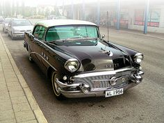 Buick Special 1956.