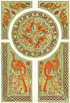 Lisa Goat Pattern Diane Design