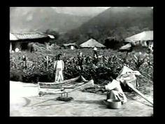 1920년대 한국의 귀한영상 - YouTube