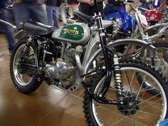 Triumph engined Greeves