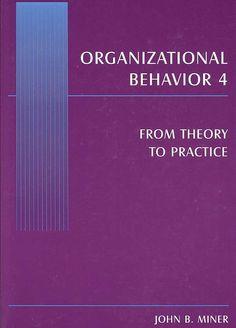 Understanding and managing organizational behavior hardcover organizational behavior 4 from theory to practice fandeluxe Images