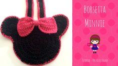 #Tutorial - #Borsetta #Minnie