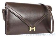 Brown Bag - Hermes Satchel Leather
