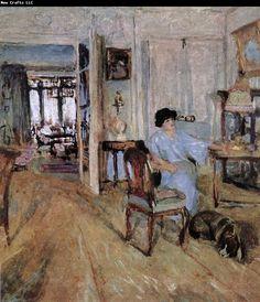 Edouard Vuillard Sharon and restaurants