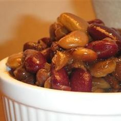 """Sweet and Sour Beans 