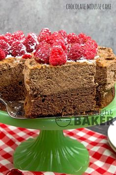 Gâteau mousse au chocolat – The Midnight Baker – Easy Dessert Easy Chocolate Desserts, Chocolate Morsels, Chocolate Mousse Cake, Homemade Chocolate, Chocolate Flavors, Melting Chocolate, Chocolate Cakes, Chocolate Recipes, Cheesecake Frosting