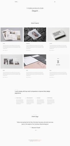 Case is a minimal free responsive Portfolio Bootstrap Template. This free HTML template is the ideal choice for minimalist portfolio websites. Case minimal HTML template build with the popular responsive CSS framework Bootstrap, and jQuery. Free Html Templates, Bootstrap Template, Portfolio Website