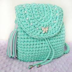 #вязание#вязаниекрючком#трикотажнаяпряжа#handmade#рюкзак#псков#вяжутнетолькобабушки#люблювязать#подарки#мода2018#подаркиhandmade#сумки#сумкаторба#трикотажнаяпряжа…
