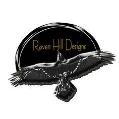 Raven Hill Designs, Multi-Media, logo, branding, merchandise, website, and social media, Letitia Hill (2005-2015) ©Raven Hill Designs #whereCREATIVITYconnects