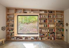 Chalet forestier, Frelighsburg, 2013 - Atelier BARDA