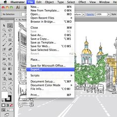 Final Image - Quick Tip: Exporting to Other File Formats in Adobe Illustrator