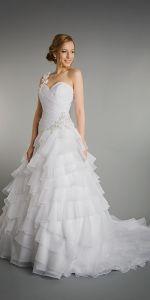 Vestido de novia 6263-f