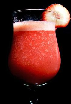 Strawberry Lemonade Slush (Fat-Free)