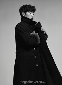 Seo Kang Joon - Esquire Magazine October Issue '15
