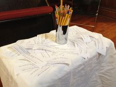 Interactive prayer stations for Easter