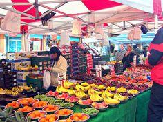 The  Friday  Market, North Street, Guildford, Surrey, UK by John(cardwellpix), via Flickr