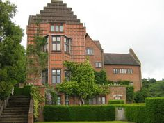 Chartwell, home of the late Sir Winston Churchill