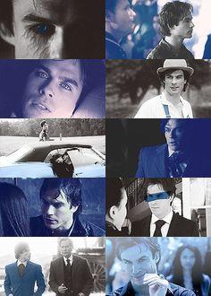 Damon Salvatore - The Vampire Diaries