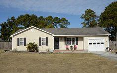 102 Sorrell Lane Hubert, NC 28539 by JG Homes, INC