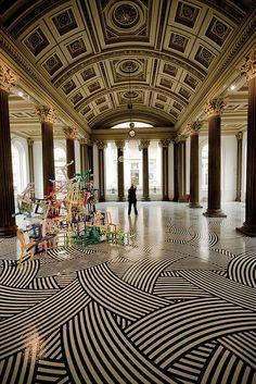 Glasgow Gallery of Modern Art, GOMA, Scotland, photo by Dave Appleby Edinburgh, Glasgow Scotland, Scotland Travel, Edinburg Scotland, Architecture Design, Amazing Architecture, Glasgow Architecture, Gallery Of Modern Art, Art Gallery