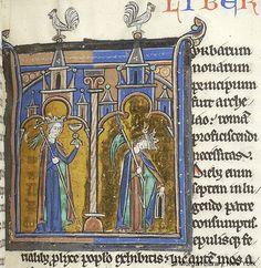 Antiquitates Judaicae; De bello Judaico, MS M.534 fol. 87r - Images from Medieval and Renaissance Manuscripts - The Morgan Library & Museum
