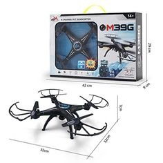 Coper M39GW 24G WiFi FPV Gyro RC Quadcopter With 6axis 4CH HD Camera HD Altitude Hold Fighter Helicopter -- Want additional info? Click on the image. #likeall