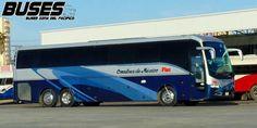 Volvo 9700 luxury ómnibus de México plus 6x2