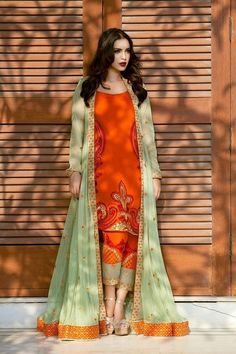 Chiffon Bridal Clothing Line are the complete bridal party wear and other event dresses for the bride in chiffon fabric designed by Sifona for Pakistani women check designs below. Event Dresses, Casual Dresses, Fashion Dresses, Pakistani Outfits, Indian Outfits, Indian Attire, Indian Wear, Indian Designer Outfits, Designer Dresses