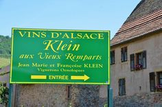 Domaine Klein Aux Vieux Remparts