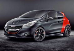 Today, Peugeot unveiled the 208 GTi anniversary edition on the occasion of the 2014 Goodwood Festival of Speed. 30 years after the 205 GTi, Peugeot reinterprets the legend in a more radical version of the 208 GTi. The 208 GTi delivers more intense. Peugeot 208 Gti, Audi Tt, Ford Gt, Supercars, Volvo, Automobile Magazine, 308 Gti, Nissan, Volkswagen