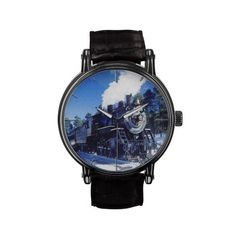 Train 3 Watch & Numeral Options