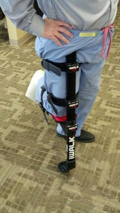 Non-weight bearing idea for mobility