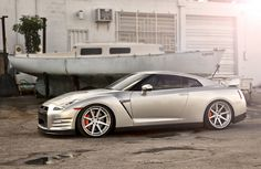 Customized GTR R35 Nissan GTR/Skyline Pinterest