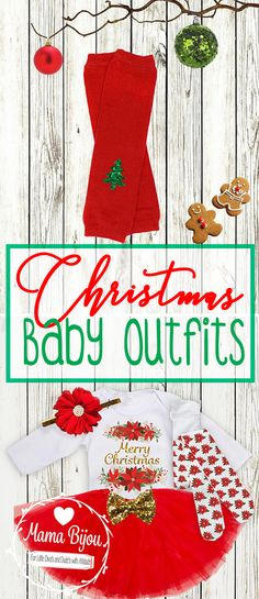 4e72780b3 Baby Boy Christmas Outfit, Girls Christmas Outfits, First Christmas,  Getting Ready For Baby, Kids Health, Family Kids, Baby Girls, Kids Crafts,  ...