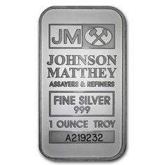 10-pc Johnson Matthey .999 Fine Set  JM Silver Round Freedom Series