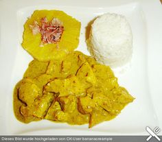 Ananas - Puten - Curry