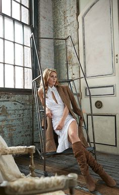 792115f768a Olivia Palermo for Holt Renfrew 02 Romantic Dresses