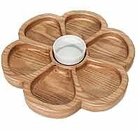 50 Simple Tattoos for Women - Woodworking Art Wood Tray, Wood Bowls, Kids Plates, Flower Bowl, Wooden Plates, Wooden Kitchen, Wooden Diy, Wood Turning, Woodworking Crafts