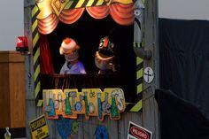 My puppet show