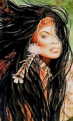galleryhip.com736 x 1219 · jpegNative American Women Warriors Art  Native American Women Tattoos Lovely - native american woman · found ... Peace on Blue Lake by David Mann ~ Utah artist David Mann never tires of painting Native Americans, and his paintings, like this one, are exciting and vibrant!pinterest.com