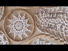 YouTube Coron, Snowflakes, Projects To Try, Techno, Lily, Knitting, Dream Catchers, Dinner Ideas, Cooking