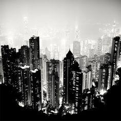 NightScape: les grandes villes de nuit