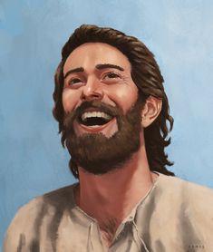 Joyful Jesus by Ruben Ramos. www.rgramos.com