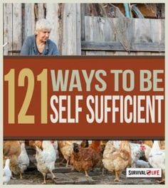 Self Sufficiency Homesteading Skills | Survival Life | Blog - Survival Life | Preppers | Survival Gear | Blog --By Survival Life Contributor on October 29, 2014