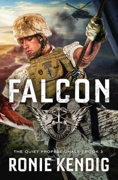 Giveaway for a copy of Falcon by Ronie Kendig and another chance to enter The Quiet Professionals giveaway.