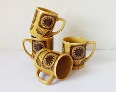 Image result for vintage coffee cup