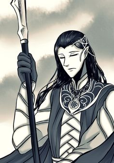 Гил- Гэлад Gil-galad was an Elven-king